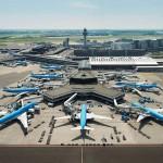 Amsterdam Airport Schiphol (Нидерланды)