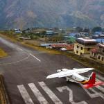 Международный аэропорт Toncontin, Гондурас