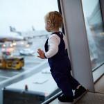 Правила перелета с детьми