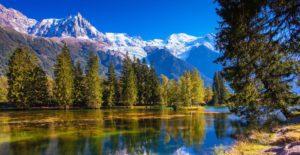Заповедные уголки Французских Альп