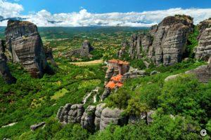 «Метеоры» в Греции