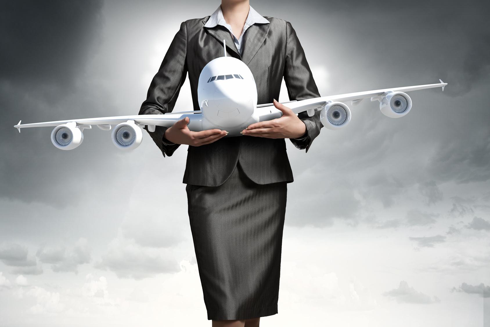 Полет на бизнес-джете